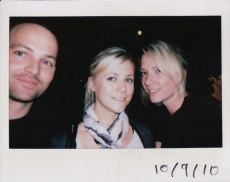 Tim, Helen and Louise