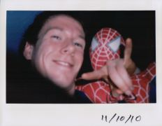 me and Spiderman