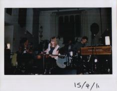 Lucy rose gig